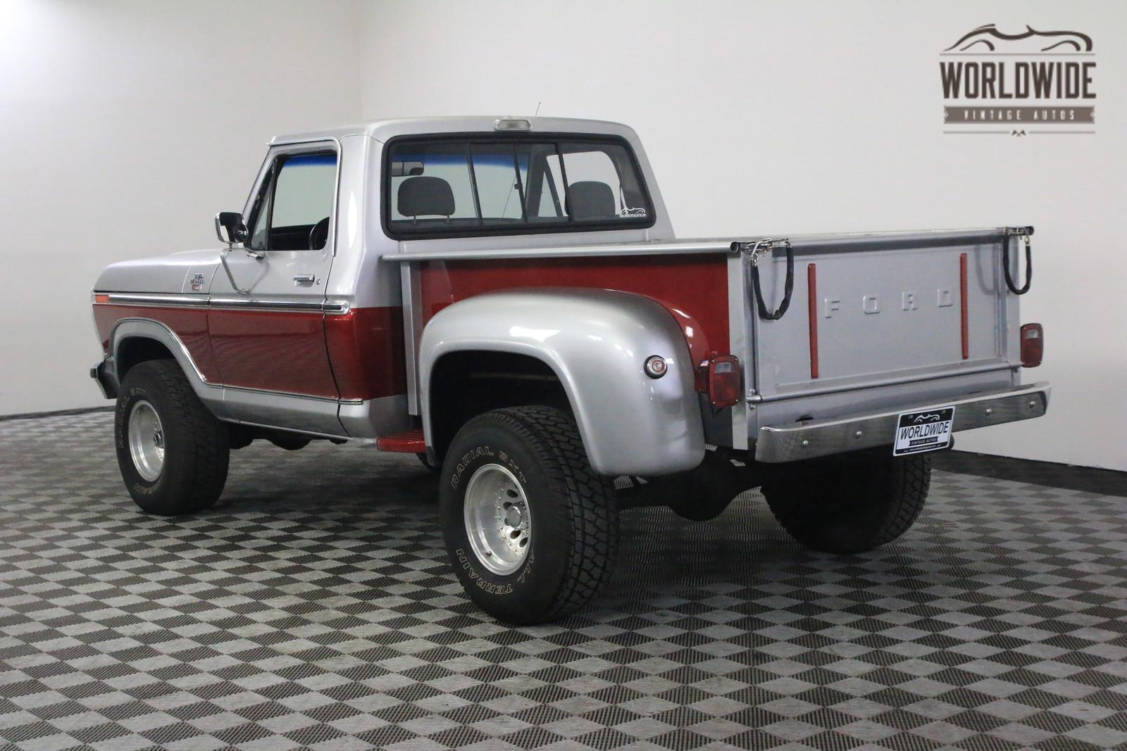 1977 red xlt 4x4 stepside 73k original miles for sale ford f150 xlt 4x4 stepside 73k original. Black Bedroom Furniture Sets. Home Design Ideas