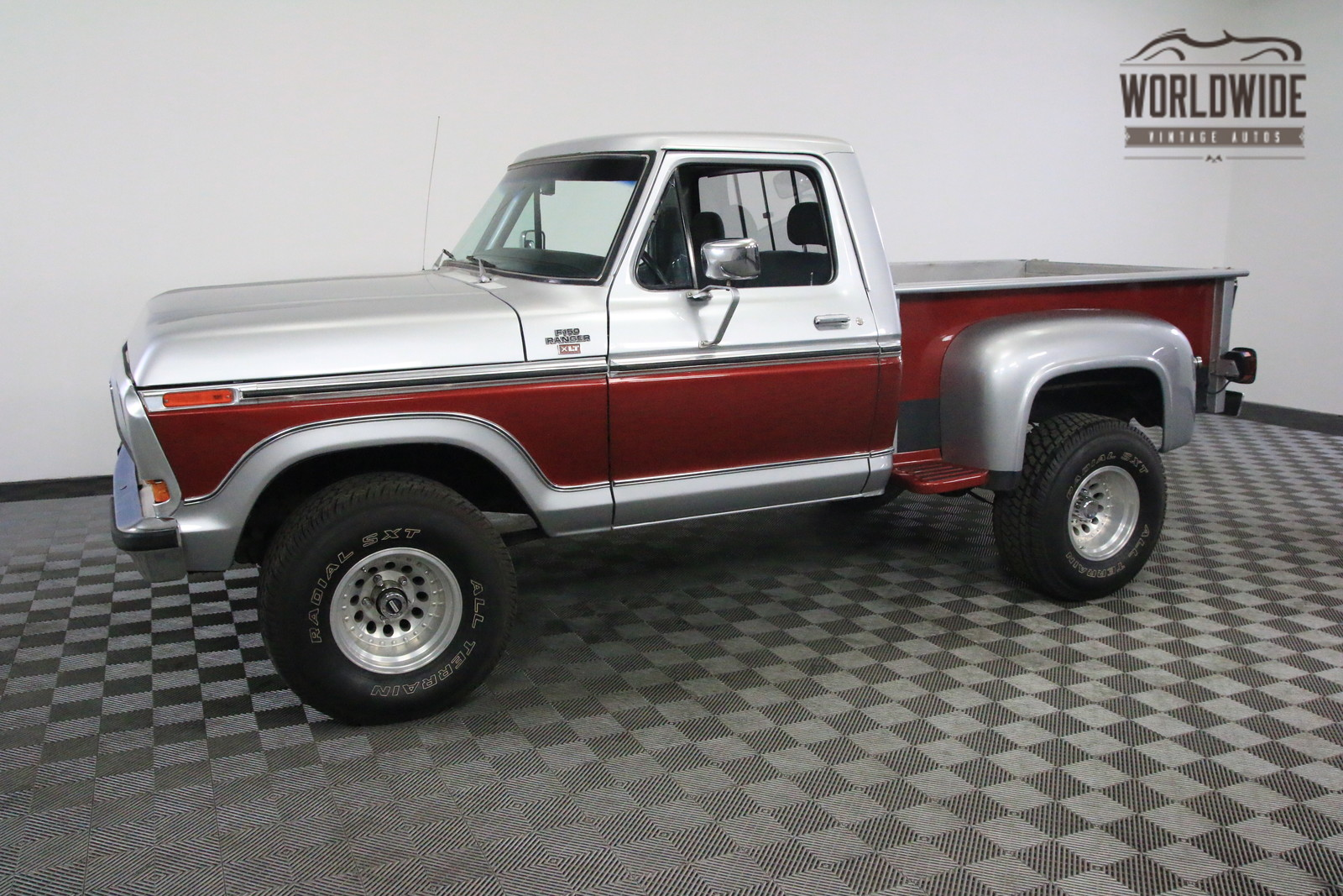 For Sale 1977 Ford F150 Stepside 4x4 | Autos Post