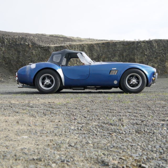 1977 Shelby Cobra Roadster UNRESTORED UK Import (Yes A