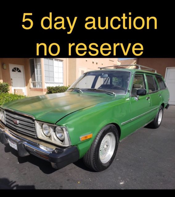 1977 Toyota Corona For Sale