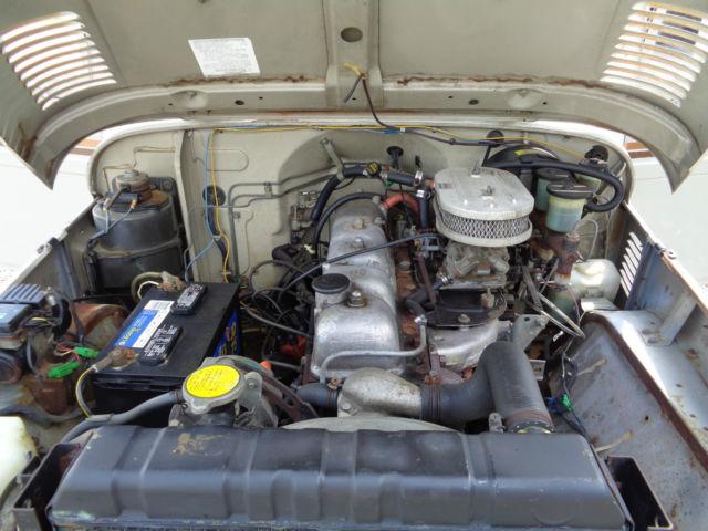 1977 Toyota Land Cruiser FJ40 FJ-40 LandCruiser for sale