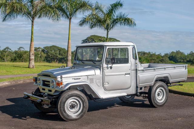 No Reserve: 1974 Toyota Land Cruiser FJ40 for sale on BaT