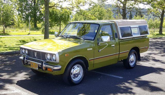 1977 Toyota Pick