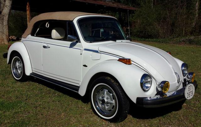1977 volkswagen super beetle convertible champagne edition 1 of 1000 for sale volkswagen. Black Bedroom Furniture Sets. Home Design Ideas