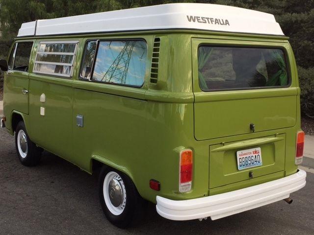 1977 Westfalia For Sale | Upcomingcarshq.com