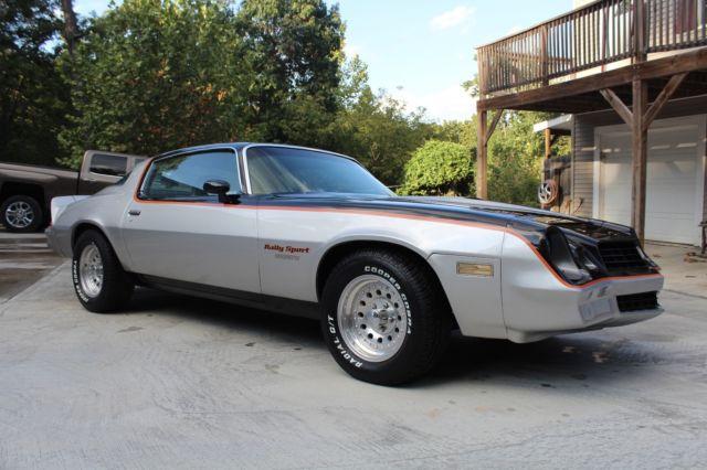 1978 Camaro Rally Sport For Sale Chevrolet Camaro 1978