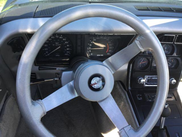 1978 Chevrolet Corvette Indianapolis Pace Car For Sale
