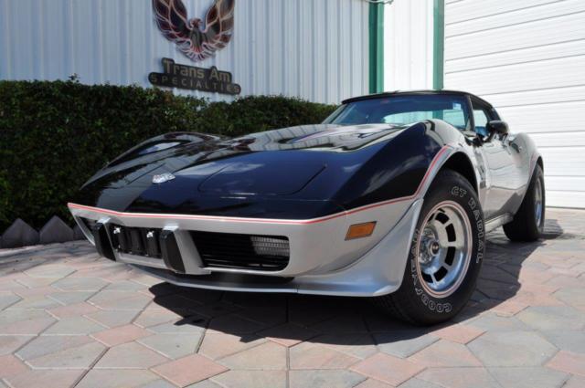 1978 chevrolet corvette pace car l82 00040 original miles for sale chevrolet corvette 1978 for. Black Bedroom Furniture Sets. Home Design Ideas