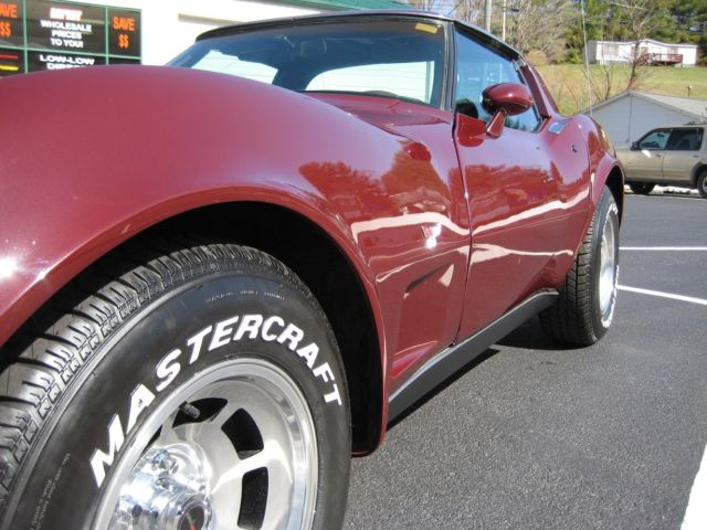1978 Corvette T Top Automatic Very Clean Solid Car