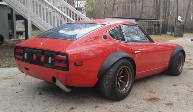 1978 Datsun 280Z G-Nose Wide Body, NISMO Custom, Restored ...