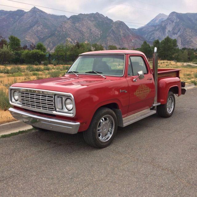 1978 Dodge Li'l Red Express Truck For Sale