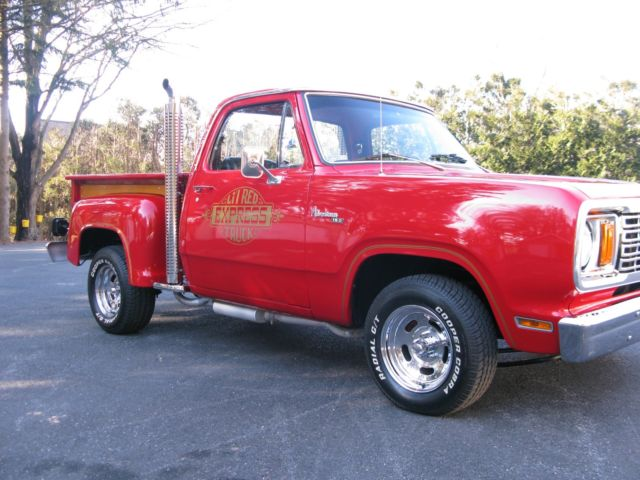 1978 dodge lil red express truck for sale dodge other pickups 1978. Cars Review. Best American Auto & Cars Review