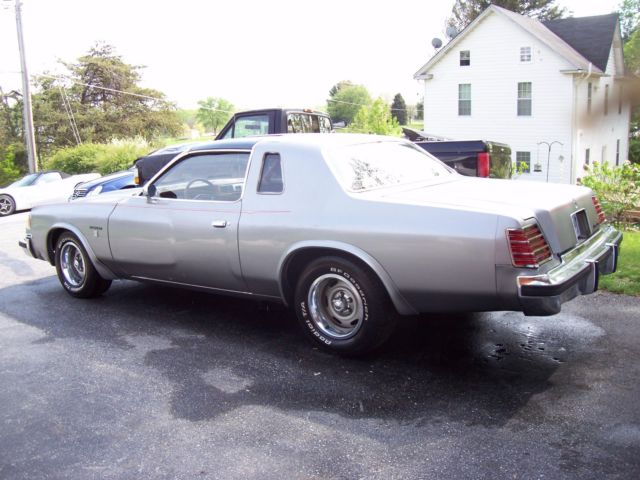 1978 dodge magnum gt 400 big block fully loaded only 681gt s made t tops for sale. Black Bedroom Furniture Sets. Home Design Ideas