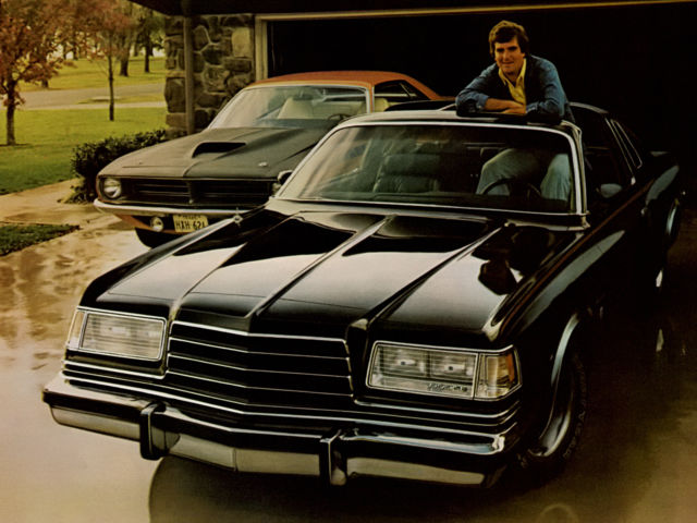 1978 Dodge Magnum Gt Triple Black Fact 400 4 N Code T Tops