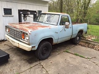 1978 dodge ram for sale - Dodge Other Pickups 1978 for sale in