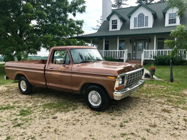 1978 ford f 150 custom pick up truck 351m v8 4 speed a c one owner 1970 72 f 100 for sale ford. Black Bedroom Furniture Sets. Home Design Ideas