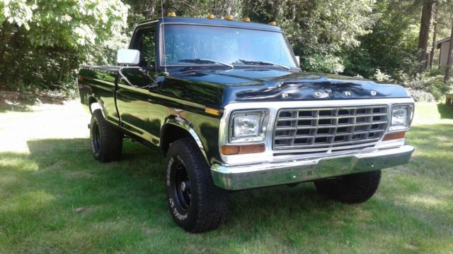 1978 ford f 150 ranger 4x4 short bed new interior explorer high boy bronco truck for sale ford. Black Bedroom Furniture Sets. Home Design Ideas
