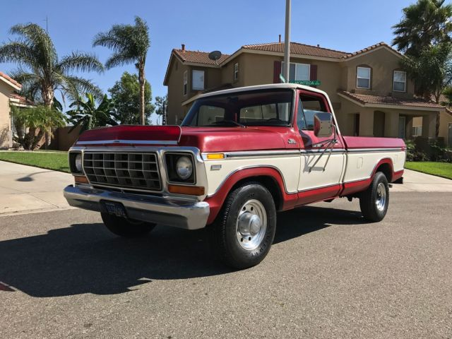 1978 ford f 250 custom xlt ranger lariat camper special for sale ford f 250 1978 for sale in. Black Bedroom Furniture Sets. Home Design Ideas