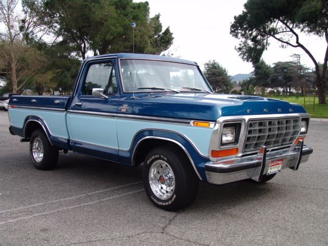 1978 Ford F100 Ranger Xlt For Sale Ford F 100 1978 For Sale In South El Monte California