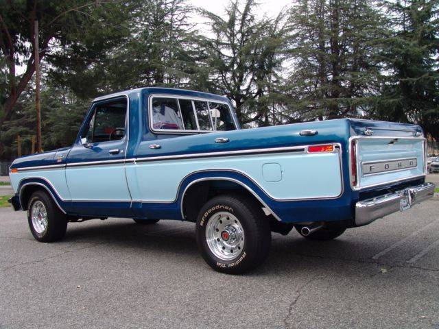 Mint Condition 1978 Ford F 150 Ranger Xlt Autos Post