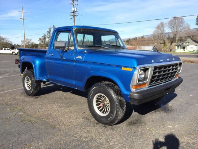 1978 Ford Stepside Pickup Trucks For Sale.html | Autos Weblog