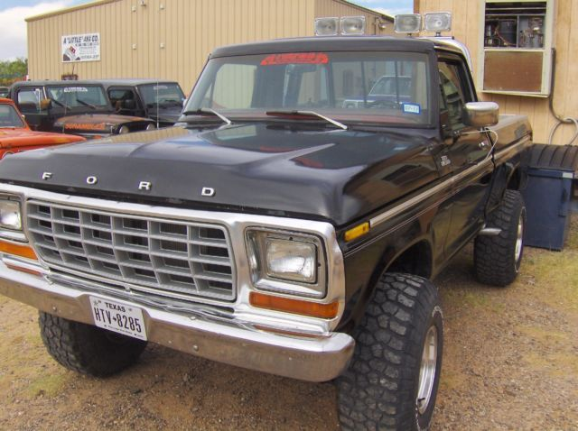 1978 ford f150 ranger 351m 4x4 4speed 4 inch lift truck pick up for sale ford f 150 f 150. Black Bedroom Furniture Sets. Home Design Ideas
