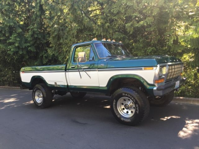 1978 ford f250 4x4 lariat for sale ford f 250 ranger lariat 1978 for sale in renton. Black Bedroom Furniture Sets. Home Design Ideas