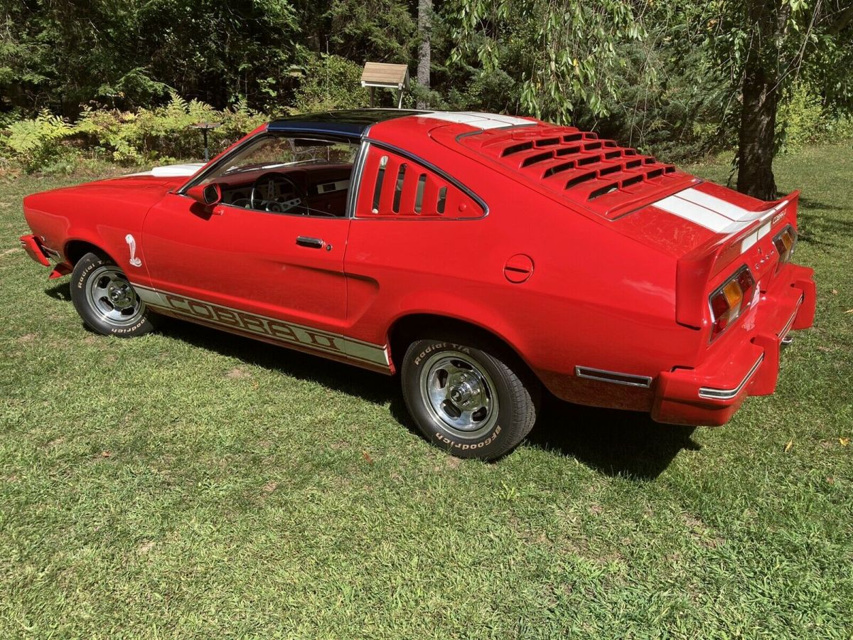 1978 Ford Mustang Hatchback Automatic Cobra ii for sale ...