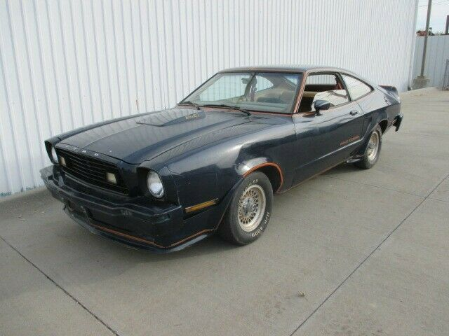 1978 Ford Mustang II King Cobra 302 4 Speed With Marti ...