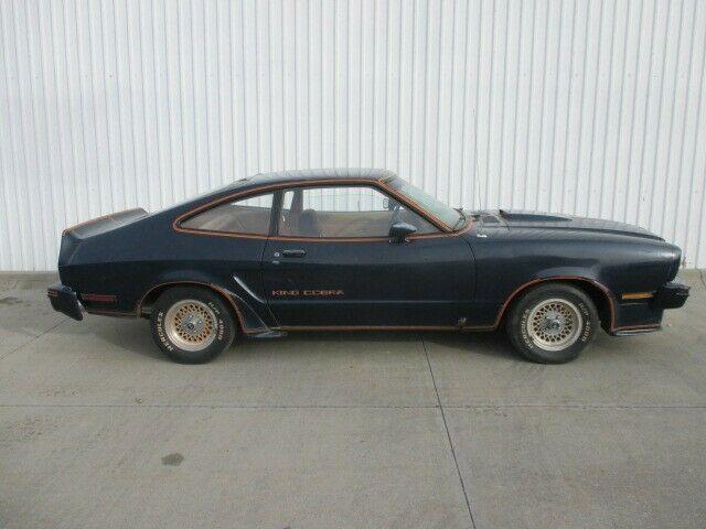 1978 Mustang Ii King Cobra For Sale