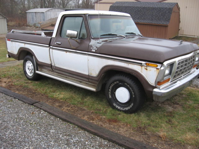 1978 ford xlt short bed f100 ford truck 302 v 8 automatic for sale ford f 100 1978 for sale in. Black Bedroom Furniture Sets. Home Design Ideas