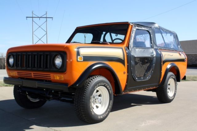 1978 International Scout Ssii For Sale International
