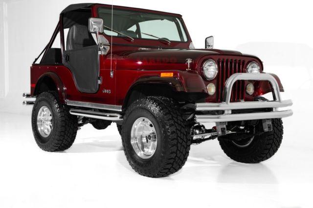 1987 jeep cj5 value