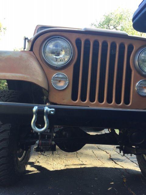 1978 jeep CJ7 Renegade 4WD Automatic Transmission 304 V8 ...