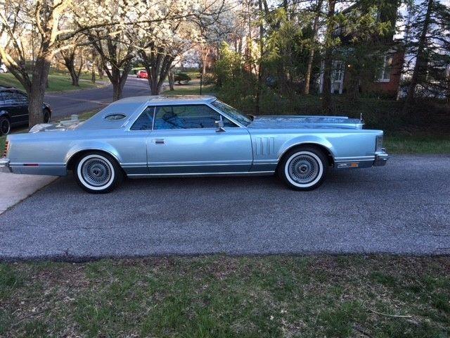 1978 Lincoln Continental Mark V Diamond Jubilee Edition (DJE