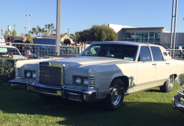 1978 lincoln continental town car 43340 miles sedan 400 cid v8 for sale lincoln continental. Black Bedroom Furniture Sets. Home Design Ideas