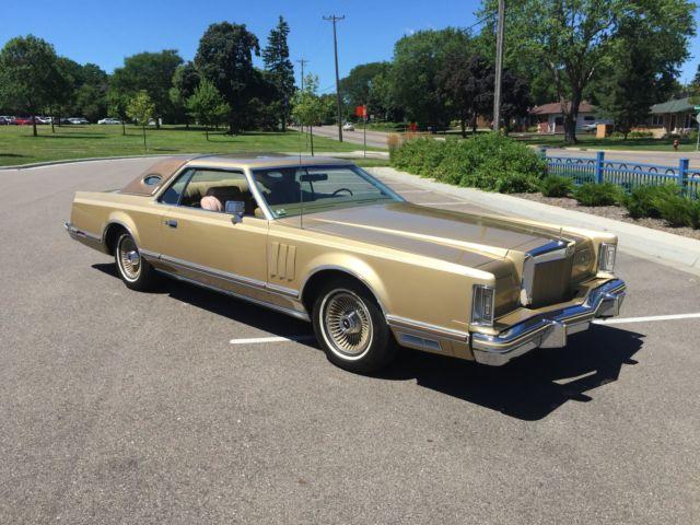 1978 Lincoln Mark Series Diamond Jubilee For Sale