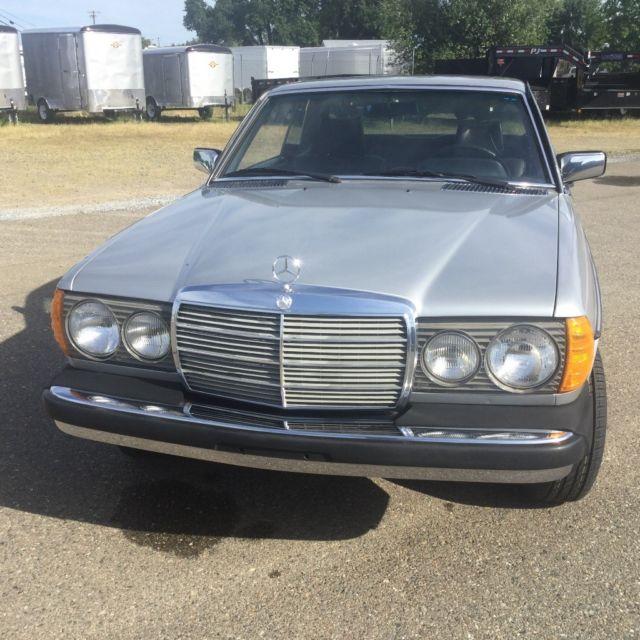 1978 Mercedes 300 Cd 109k Miles Extra Clean No Rust Cali