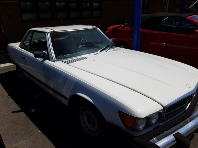 1978 mercedes 450sl convertible with hardtop for sale for Hardtop convertible mercedes benz