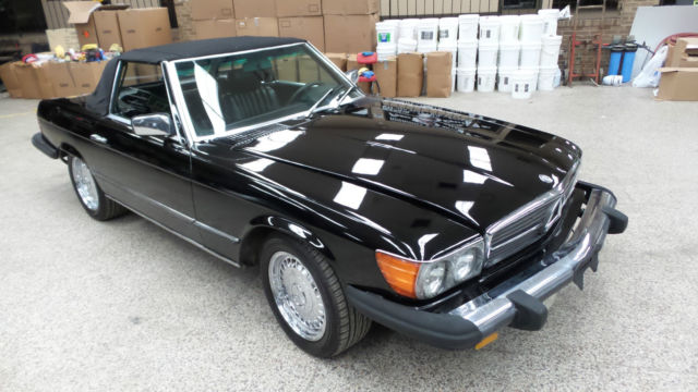 1978 mercedes benz 450sl mint for sale mercedes benz for Mercedes benz approved oil list
