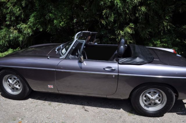 1978 MGB Convertible Roadster with Factory Hardtop for sale