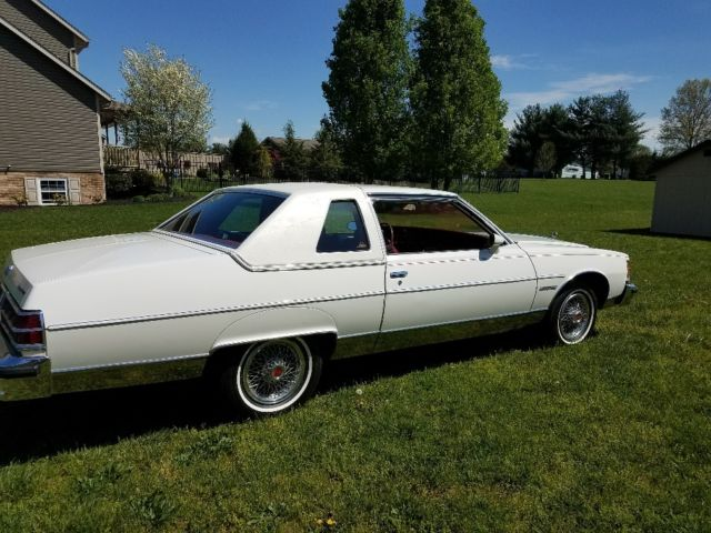 1978 pontiac bonneville landeau for sale pontiac. Black Bedroom Furniture Sets. Home Design Ideas