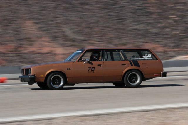 1978 Pro Touring Oldsmobile Cutlass Wagon G-body like Malibu for
