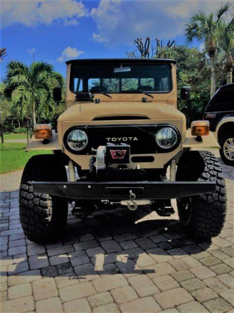1978 toyota landcruiser fj45 for sale toyota land cruiser truck 1978 for sale in delray beach. Black Bedroom Furniture Sets. Home Design Ideas