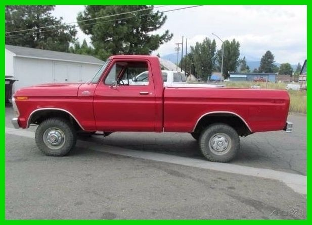 1978 used automatic pickup truck for sale ford f 150 1978 for sale in mccloud california. Black Bedroom Furniture Sets. Home Design Ideas