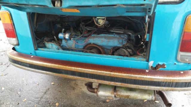 1978 Volkswagen Transporter / Bus for sale - Volkswagen Bus/Vanagon 1978 for sale in Myrtle ...