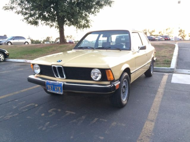 1979 Bmw 320i E21 Original Cleanest Around For Sale Bmw 3 Series 1979 For Sale In Arcadia