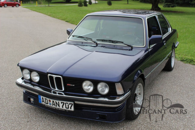1979 bmw alpina b6 285hp scalded dog for sale bmw 3. Black Bedroom Furniture Sets. Home Design Ideas