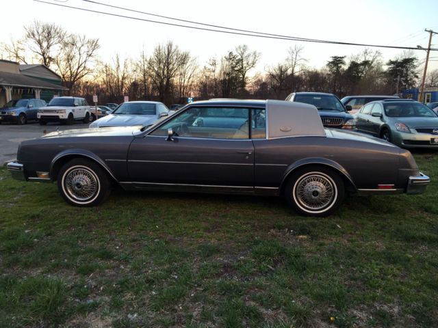 1979 Buick Riviera Classic No Reserve Auction For Sale