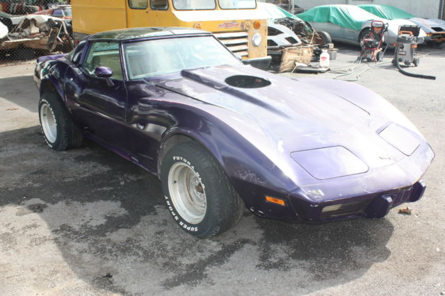 1979 c3 corvette project car great car to restore for sale chevrolet corvette 1979 for sale in. Black Bedroom Furniture Sets. Home Design Ideas